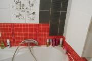 Ремонт квартир, плитка в ванной
