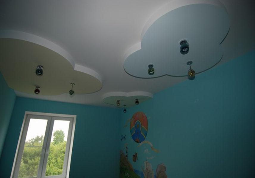 Ремонт квартир, ремонт второй детской