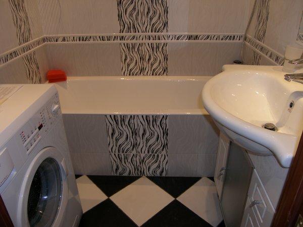 Ванная комната косметический ремонт своими руками 131